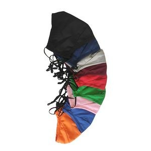 Reusable Cotton Face Mask Eye Shields with Filter