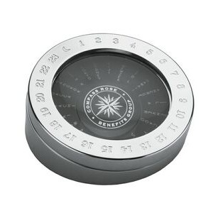 Discovery World Timer/ Magnifier & Paperweight