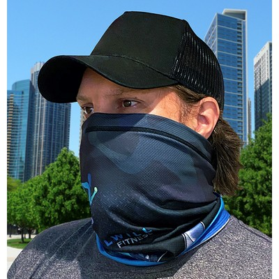 Toddy ICE Cooling Active Band And Face Gaiter